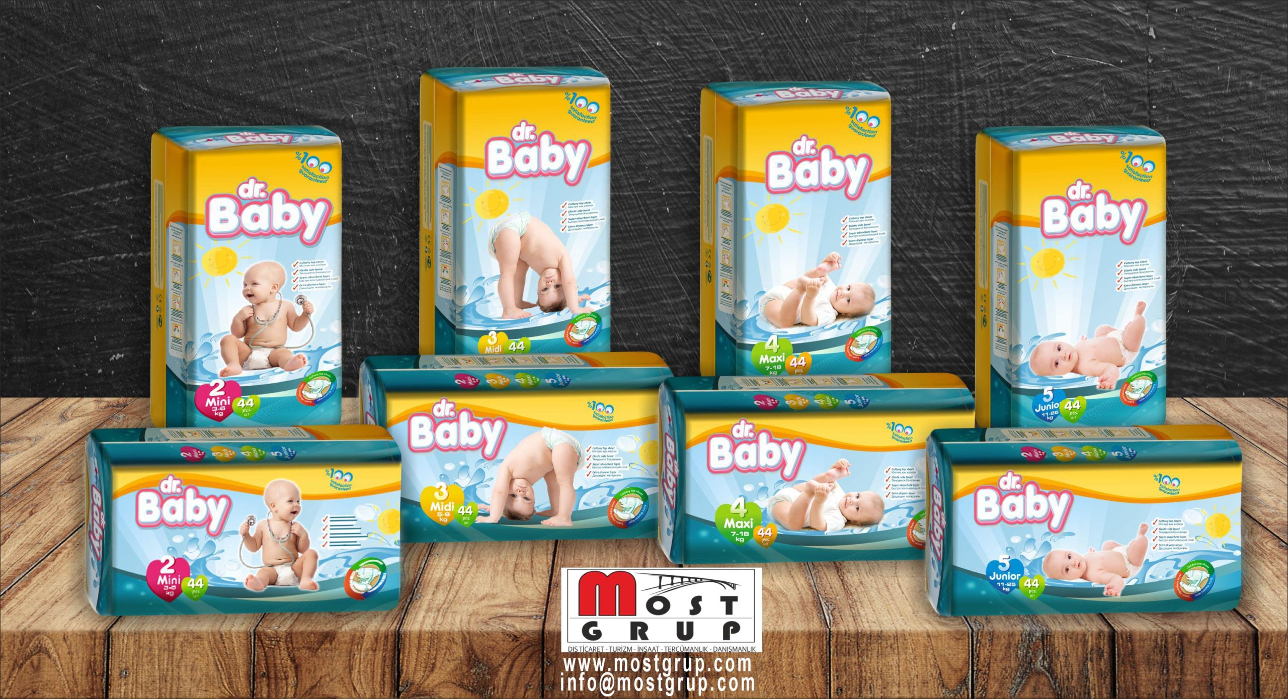DR BABY DİAPERS